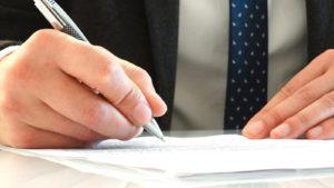 Document précontractuel